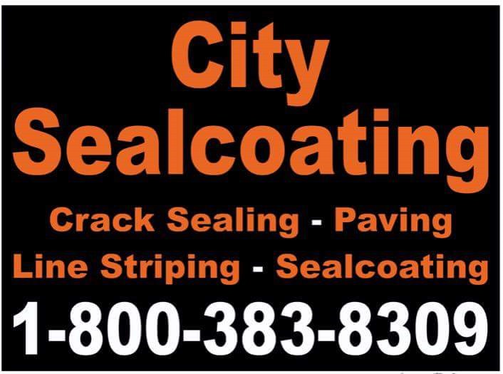 City Sealcoating